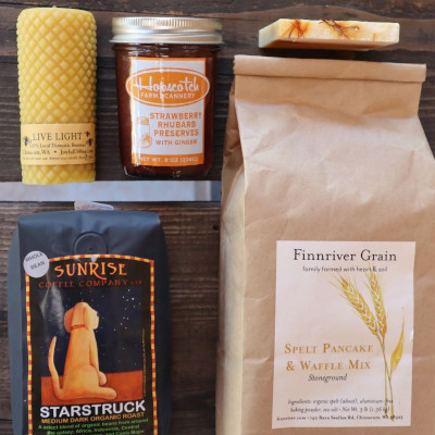 Finnriver Pantry Packages