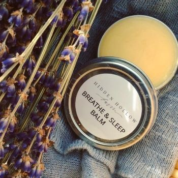 Hidden Hollow Breathe and Sleep Balm