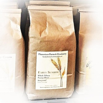 Organic Early Sunrise Whole Wheat Pastry Flour