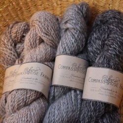Compass Rose Farm Yarn