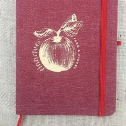 Recycled Cotton Notebook
