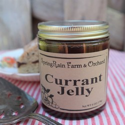 Spring Rain Farm Jam and Jelly