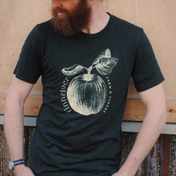 Unisex T-shirt w/ Apple